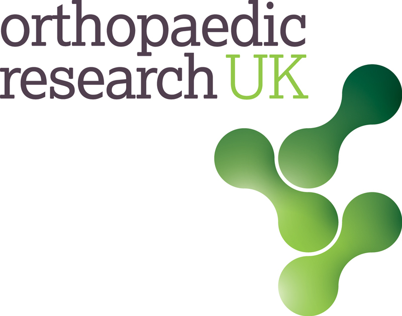 Orthopaedics Research UK logo