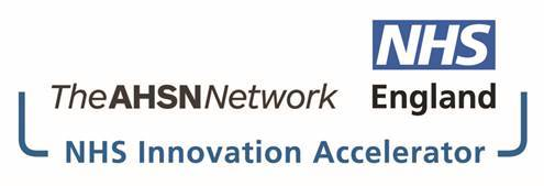NHS Innovation Accelerator (NIA) logo